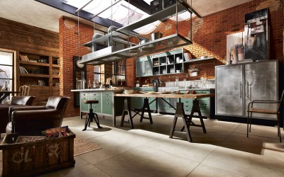 Vintage-and-Industrial-Style-Kitchens-10