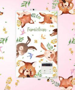 全家安數位恆溫熱水器FH-1600L-2018森林動物限量款