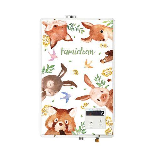 全家安數位恆溫熱水器FH-1600L-2018森林動物限量款2