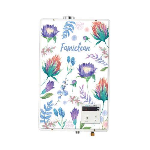 全家安數位恆溫熱水器FH-1600L-2018彩色花園限量款2