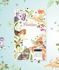 數位恆溫熱水器 FH-1600L-2019寵物公園限量款