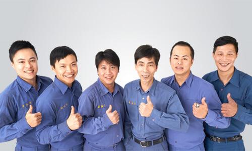 選擇熱水器需交給專業團隊